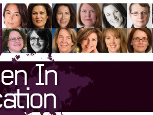 Interviews with 18 Women in Location