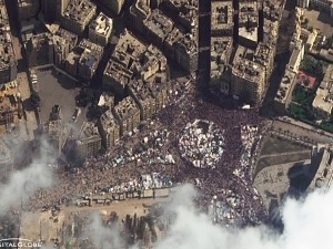 Satellites Show Promise in Preventing Atrocities
