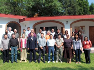 Building Geospatial Capacity in Mesoamerica