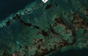 FIGURE 6. Florida Keys, RGB image captured March 1, 2014, courtesy of BlackBridge.