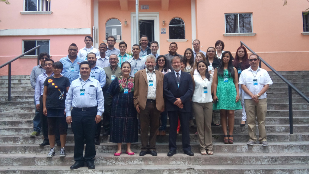 FIGURE 2. Workshop group picture in Tonantzintla and Puebla, Mexico