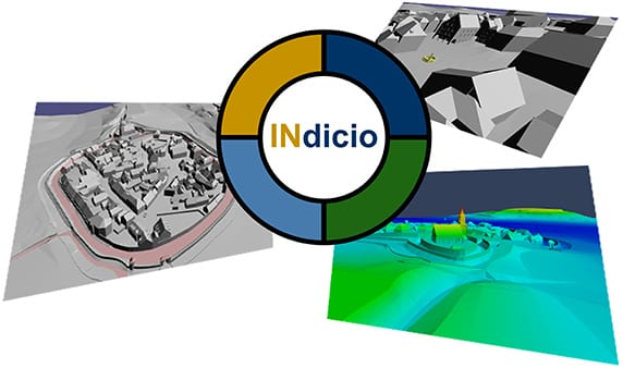 FIGURE 1. INdicio can manage and serve large volumes of imagery, digital elevation models, and related content.