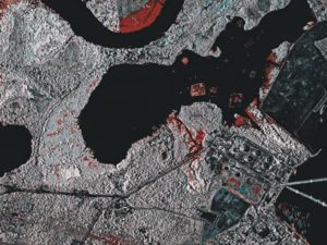 """Filling the Gap"" with CartoDB, DigitalGlobe"