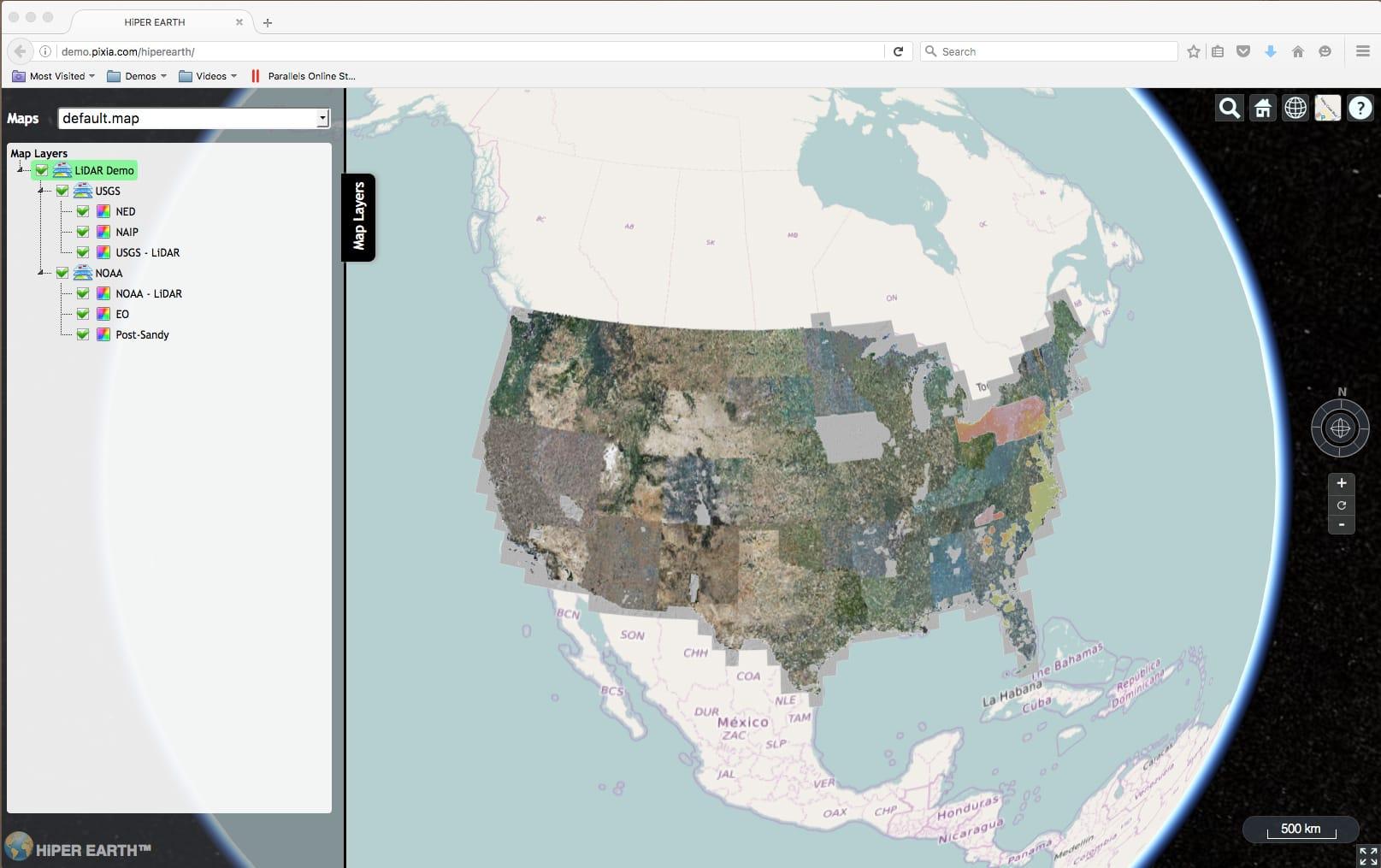 Geospatial Solutions | Apogeo Spatial