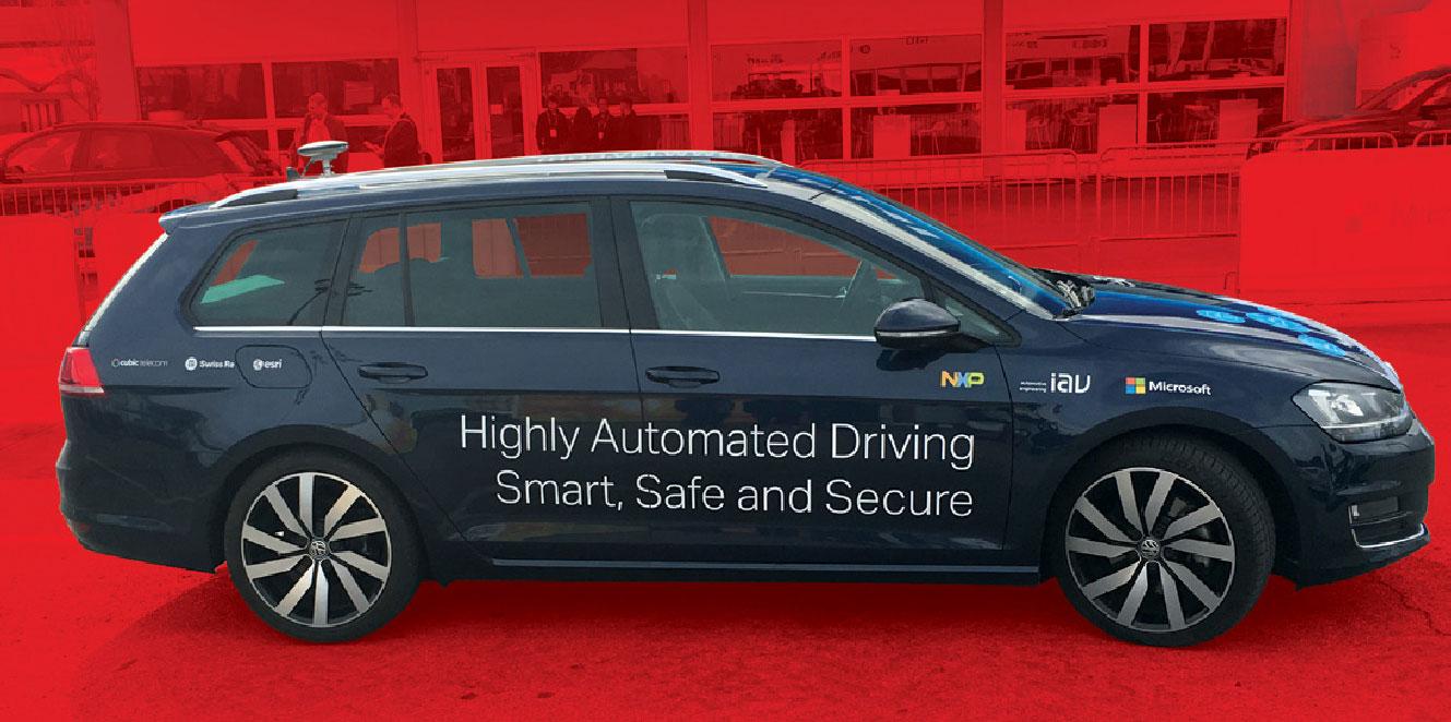 Lidar is Key to Autonomous Vehicles | Apogeo Spatial
