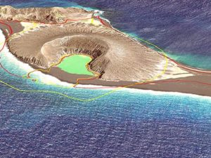 The Story of Hunga Tonga Hunga Ha'apai Island in the Kingdom of Tonga