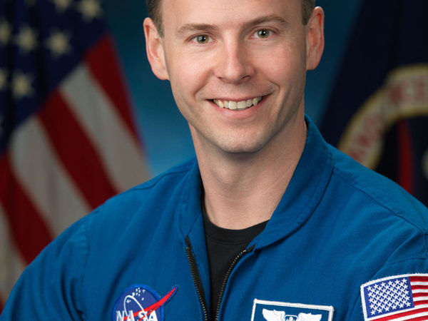 Apogeo Spatial Podcast with Astronaut Nick Hague