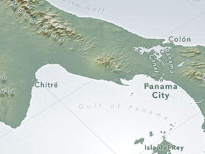 PanaMapping: GIS for Conservation Science